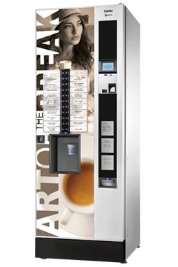 Distributori automatici a Roma - Rafvending